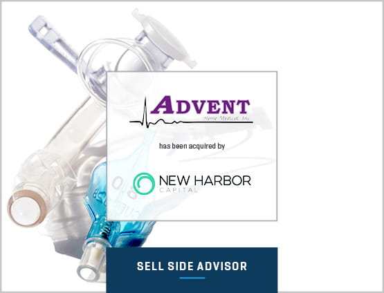 Advent Home Medical acquired by New Harbor Capital