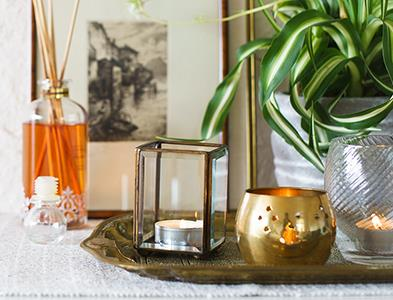home decor and candle company