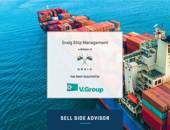 Graig Ship Management Has Been Acquired by V. Group