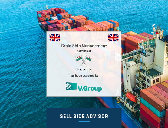 Graig Ship Management has been acquired by V.Group