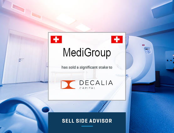 MediGroup has sold significant stake to Decalia Capital