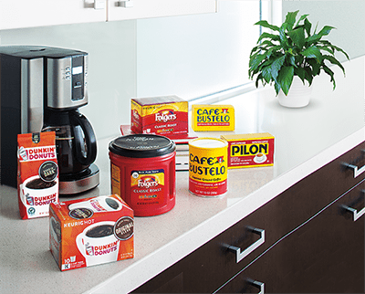 The J.M. Smucker Company Leading Coffee Products