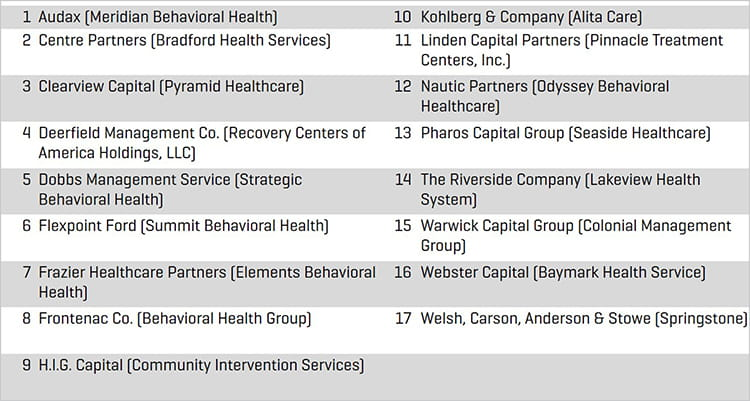 Hybrid Buyers Private Equity Sponsors