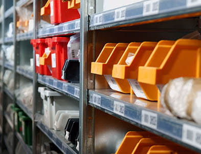 Warehouse Storage Bins