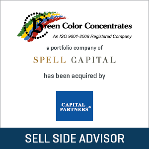Breen Color Concentrates acquired by Capital Partners