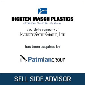 Dickten Masch acquired by Patmian Group
