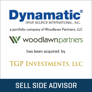 Dynamatic acquired by TGP Investments