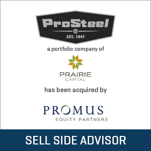 ProSteel acquired by Promus Equity Partners