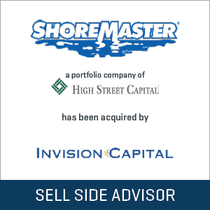 ShoreMaster acquired by Invision Capital