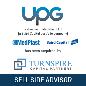 UPG acquired by Turnspire Capital Partners