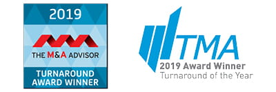 M&A Advisor and TMA Turnaround of the Year 2019 Awards