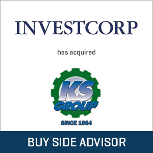 Investcorp Acquired KS Group