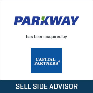 Parkway Acquired by Capital Partners