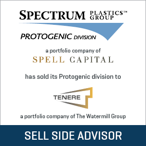 Spectrum Plastics Sold Protogenic Division