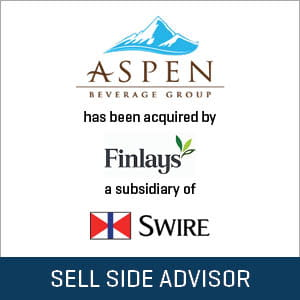 Aspen Beverage Group acquire by Finlays