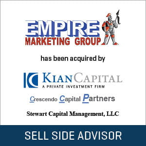 Empire Marketing Group acquired by Kian Capital