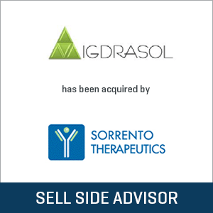 Igdrasol acquisition