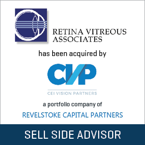 Retina Vitreous Associates acquired by CEI Vision Partners