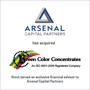Arsenal Capital Partners has acquired Breen Color Concentrates