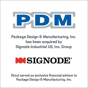 PDM has been acquired by Signode Industries US, Inc. Group
