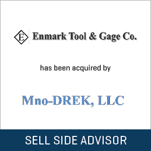 Enmark Tool and Gage acquired by MNO Drek