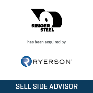 Singer Steel Acquisition