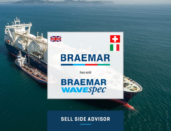 Braemar Has Sold Braemar Wavespec