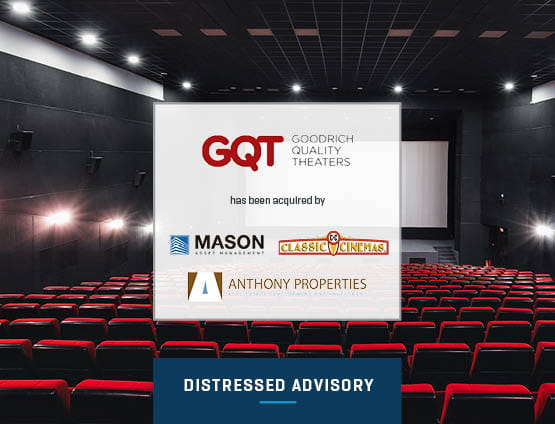 Goodrich Quality Theaters Transaction