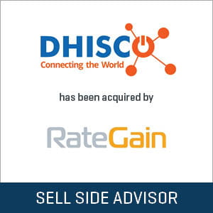 DHISCO acquired by RainGate Technologies