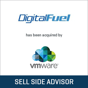 DigitalFuel acquired by VMware