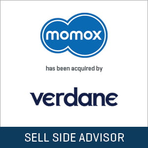 momox GmbH acquistion by Verdane Capital