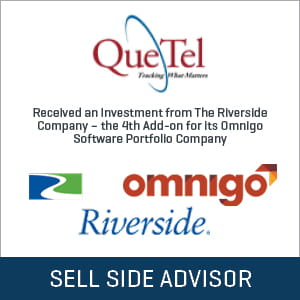 QueTel Corporation Transaction Announcement